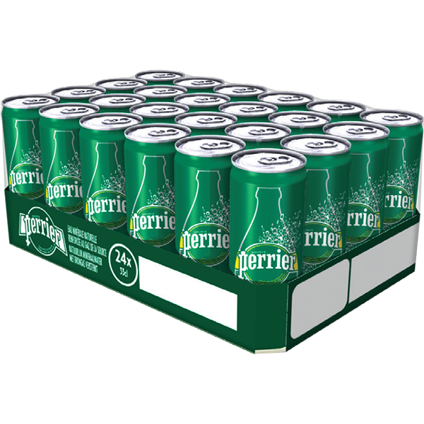 PERRIER NATURE 33CL X24